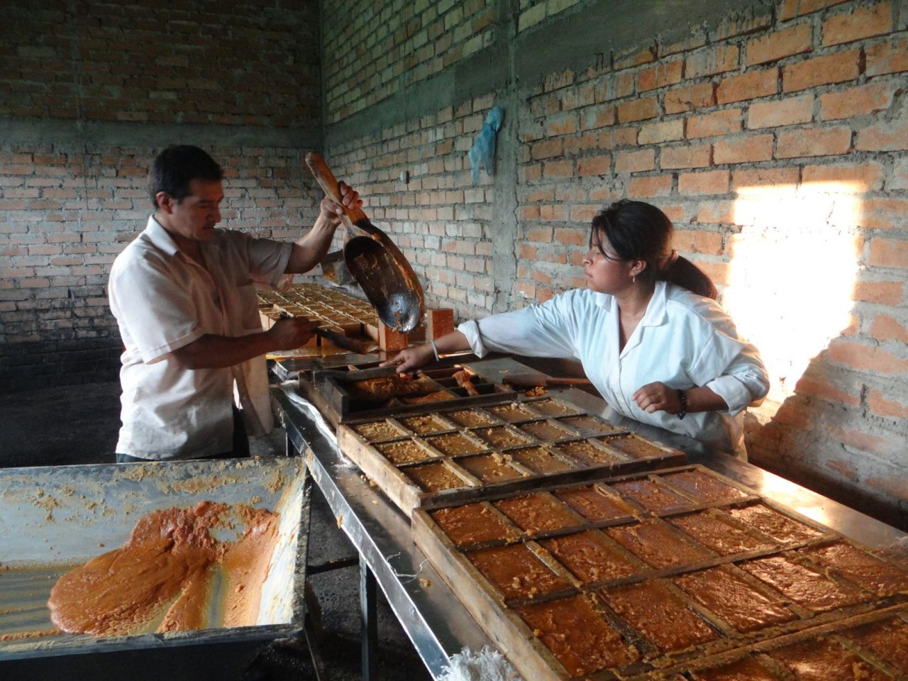 Production artisanale panela