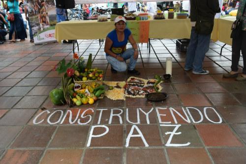 Construire la paix en Colombie