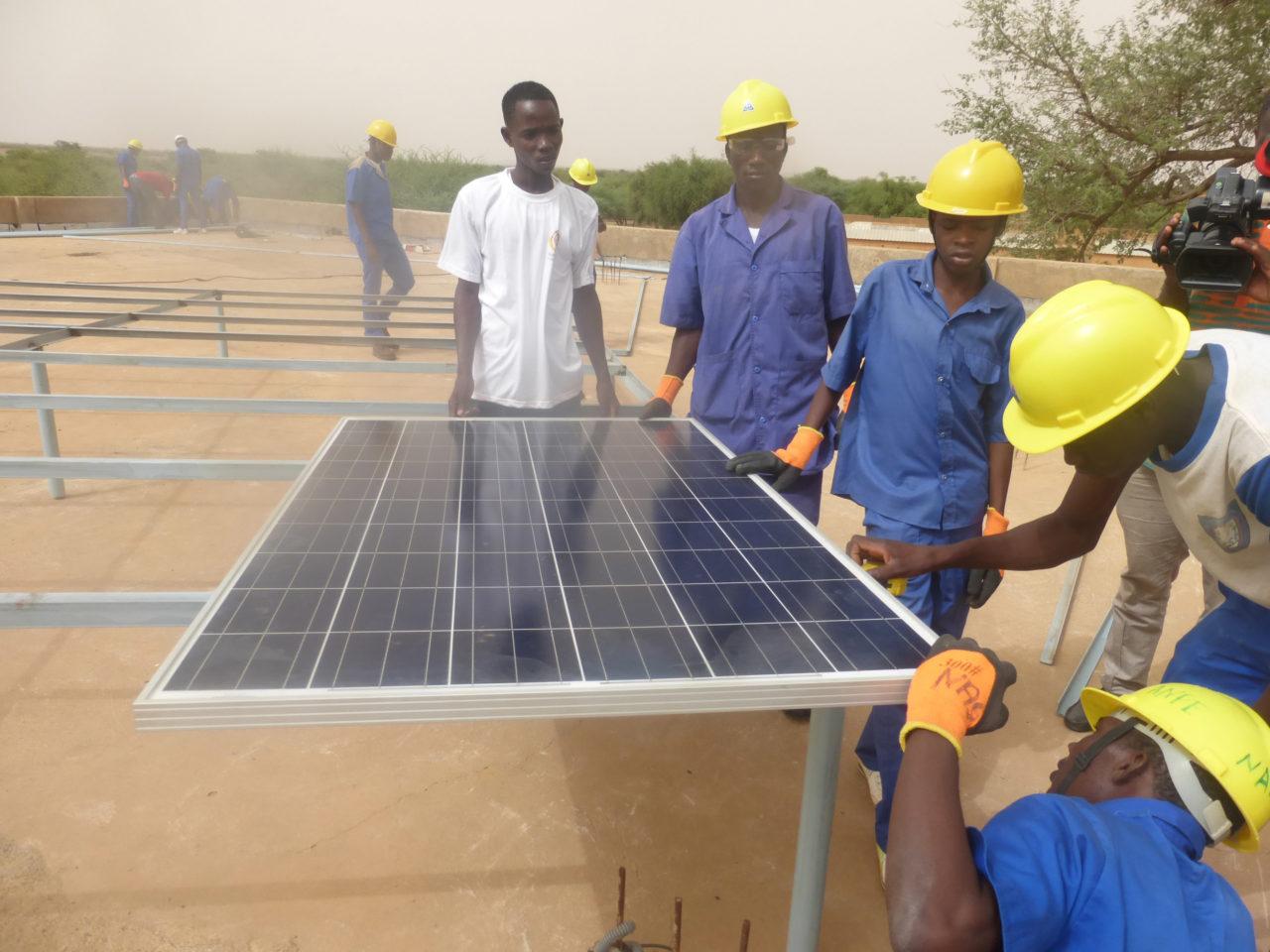 Formation photovoltaïque