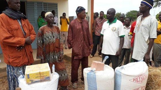 Aide urgence Burkina Faso
