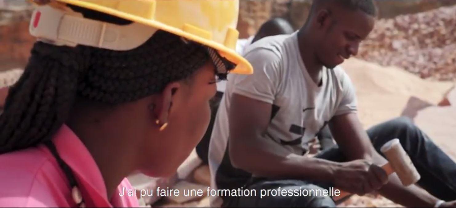 Vidéo promotion formation professionnelle