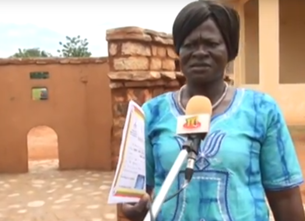 Vidéo formation pierre au Togo