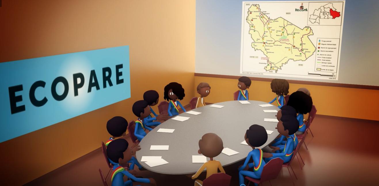 Vidéo développement territorial