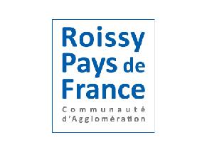 Logo Roissy Pays de France